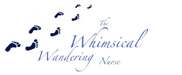 The Whimsical Wandering Nurse