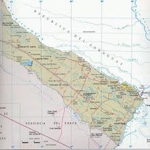 MAPA DE FORMOSA