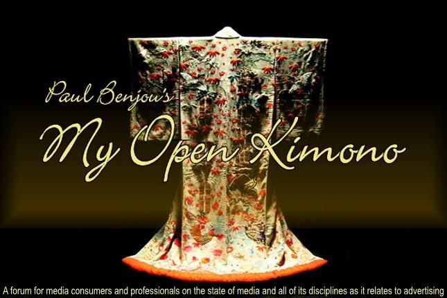 My Open Kimono