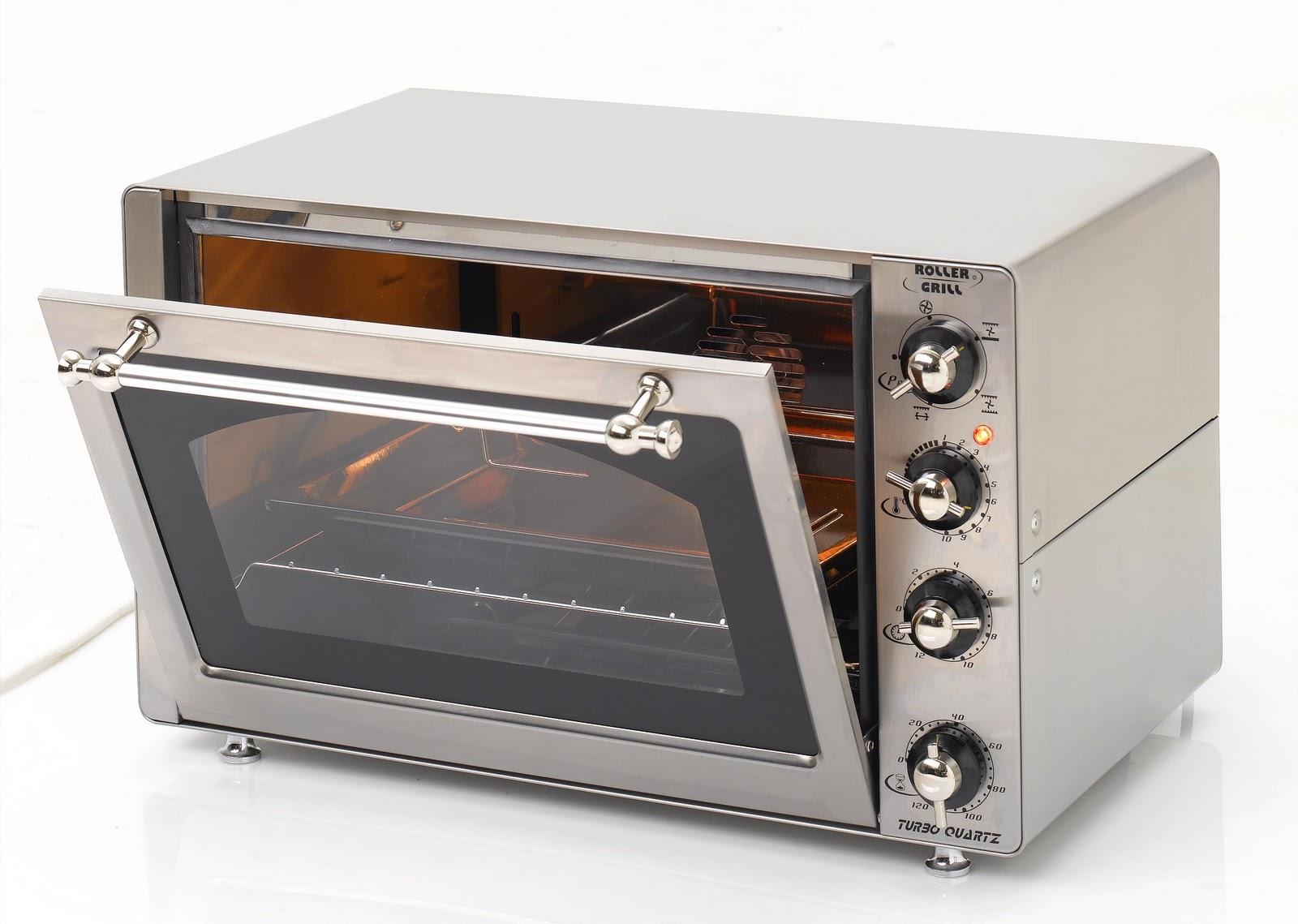Своему на термомиксе духовка roller grill