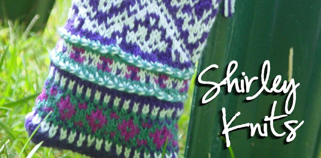 Shirley Knits