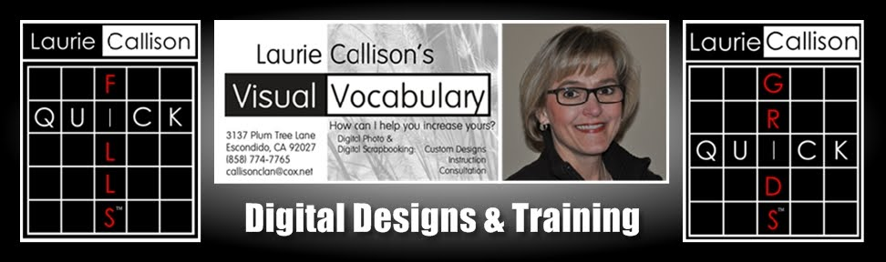 Laurie Callison's Visual Vocabulary