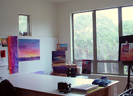A View of My Studio