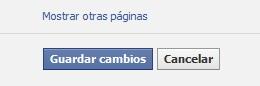 Eliminar gustos e intereses en Facebook