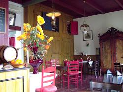 Restaurant in het Van Gogh Huis