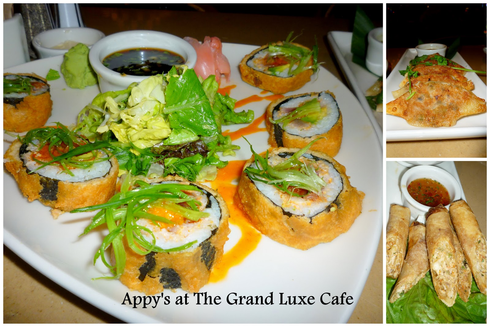 Grand Lux Cafe Ca