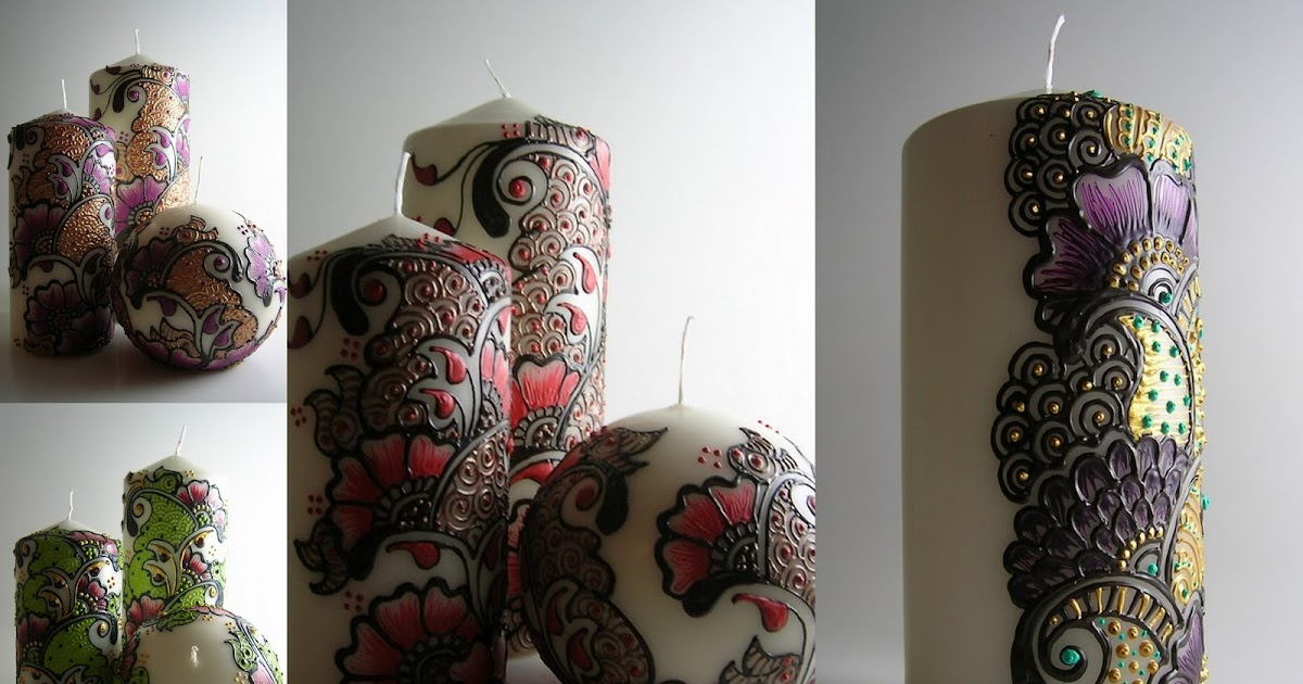Mehndi Candles Facebook : Sound horn please etsy find henna candles and lanterns