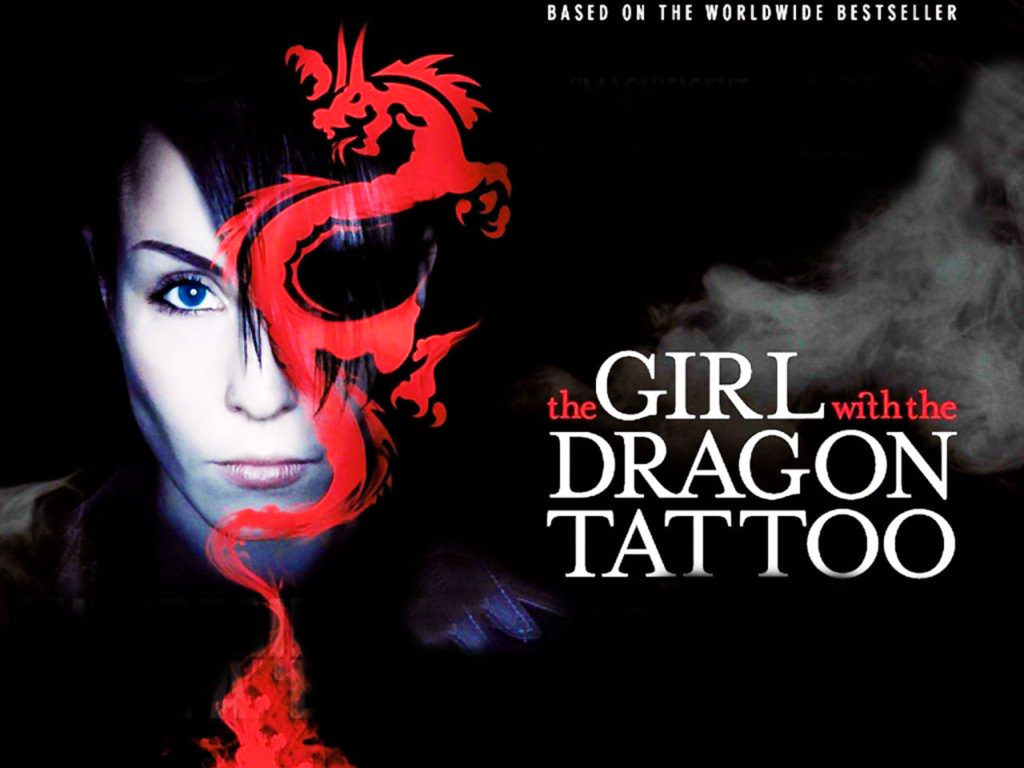Intelliblog movie monday the girl with the dragon tattoo for The girl with dragon tattoo movie