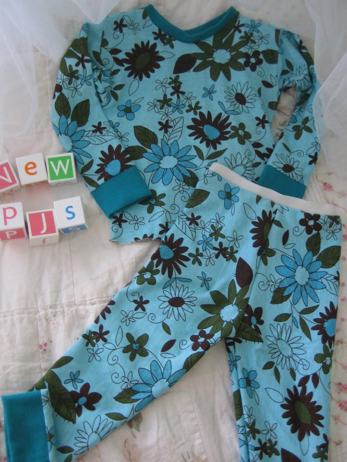 Пижама сшить своими руками