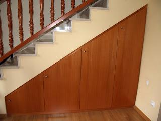 Opemho sl armario para hueco de escalera for Huecos de escaleras modernos