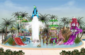 NewsPlusNotes: Water Cube To Become Indoor Water Park