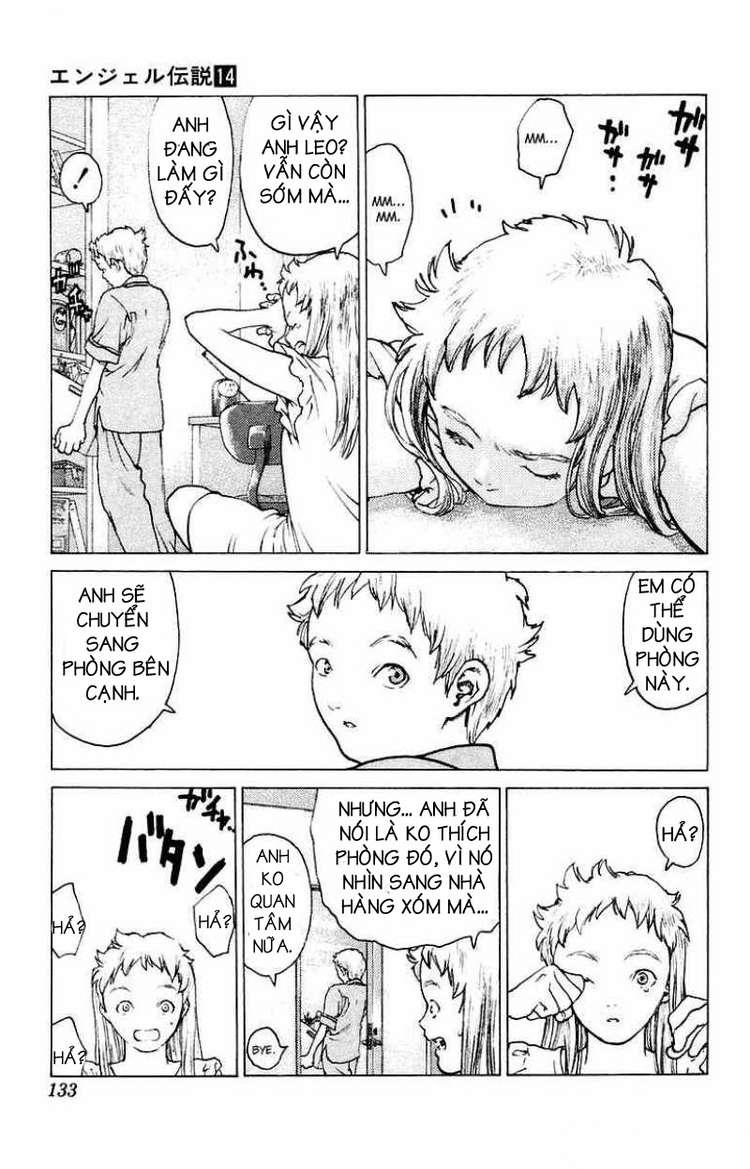 Angel Densetsu chap 75 - Trang 3