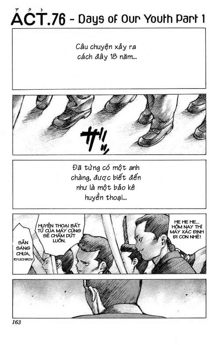 Angel Densetsu chap 76 - Trang 1