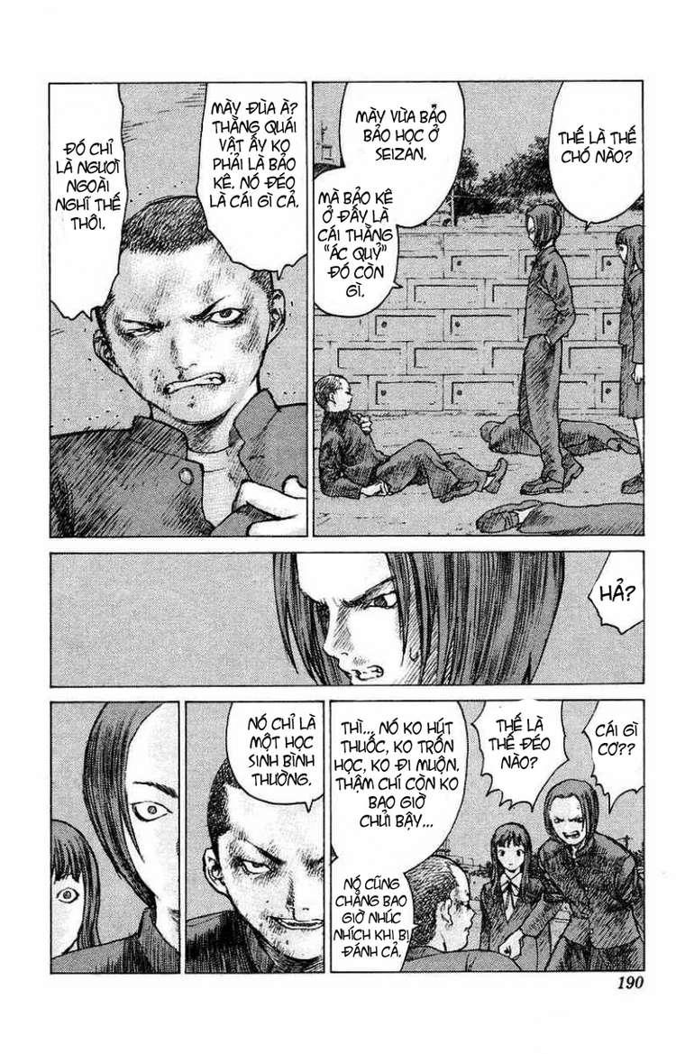 Angel Densetsu chap 76 - Trang 27