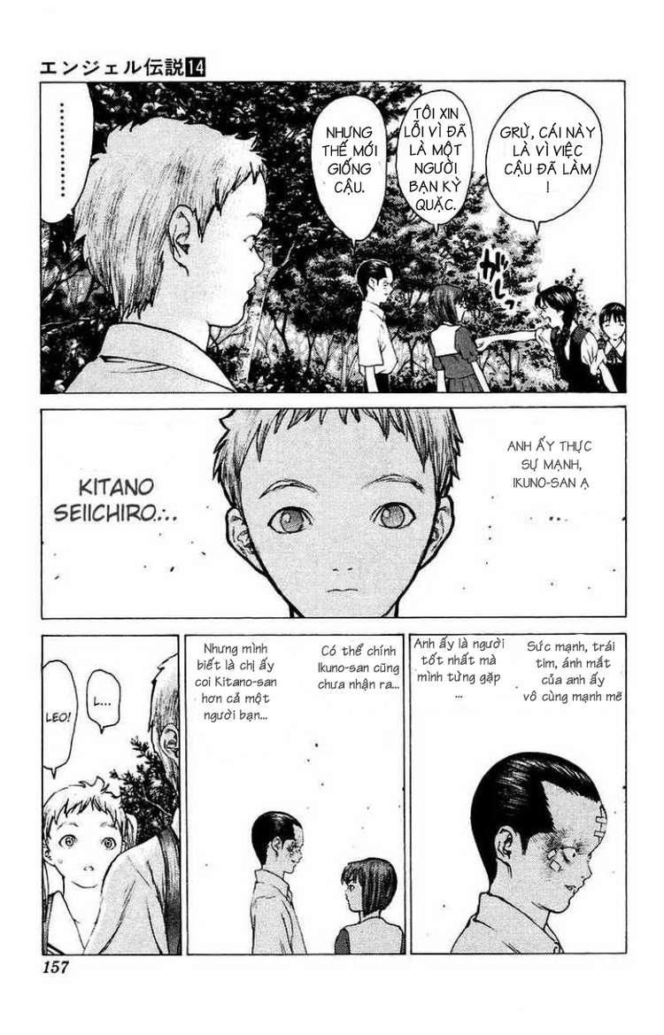 Angel Densetsu chap 75 - Trang 27