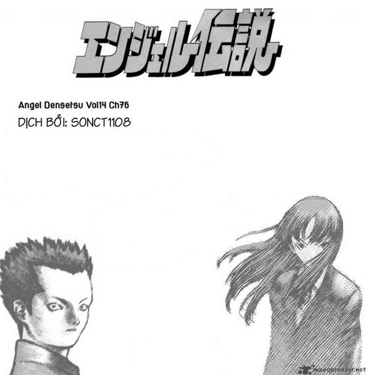 Angel Densetsu chap 76 - Trang 32