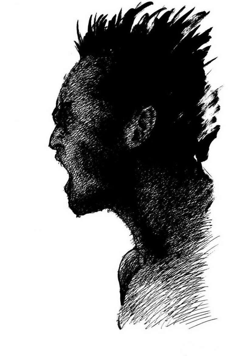 Angel Densetsu chap 75 - Trang 32