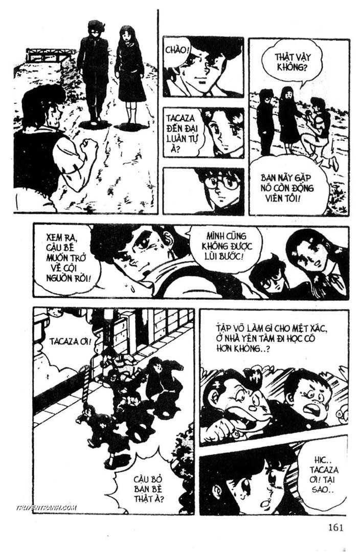 Cậu Bé Giỏi Võ chap 72 – Kết thúc Trang 18 - Mangak.info