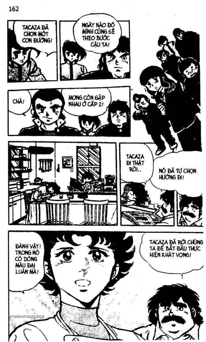 Cậu Bé Giỏi Võ chap 72 – Kết thúc Trang 19 - Mangak.info