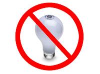 STOP aux lampes à incandescence