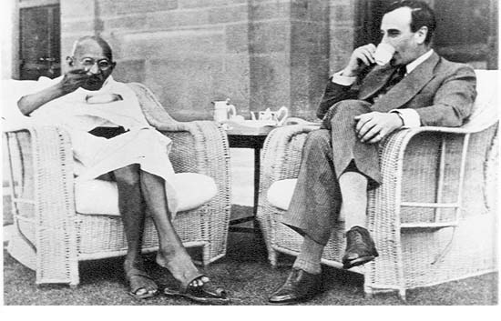 conversation between hitler and gandhi Below is an essay on hitler and gandhi from anti essays what followed was a lively conversation between two men who believed in two different ways of achieving.