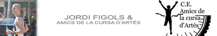 JORDI FIGOLS  & CE AMICS DE LA CURSA D'ARTÉS
