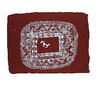 warli women paintings