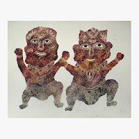 tribal art jangargh singh shyam
