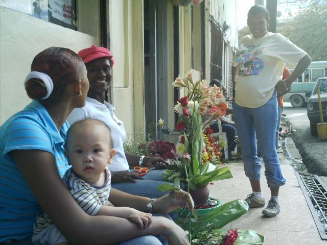 floristeras de la calle mercedes