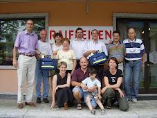 Consegna defibrillatori