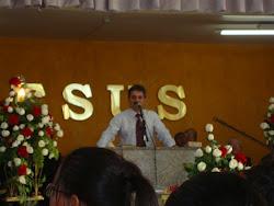 Pr.Presidente. Roberto José dos Santos