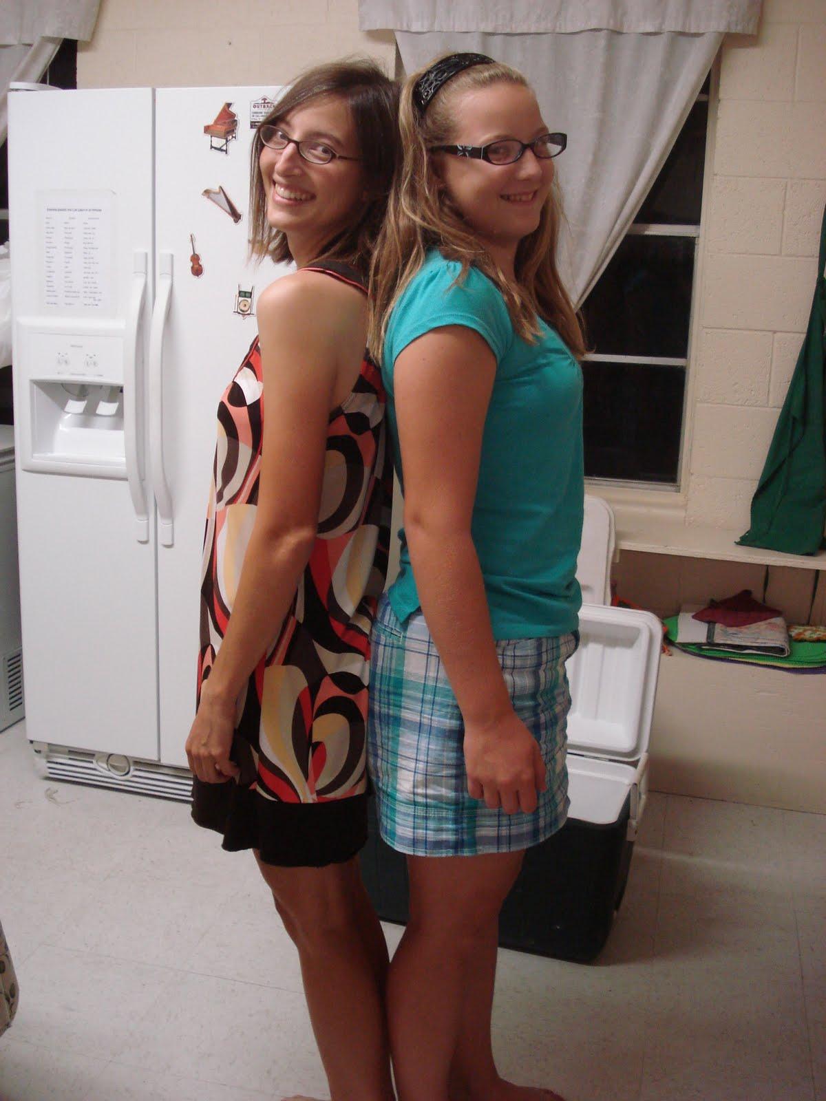Little Sister Taller than Me