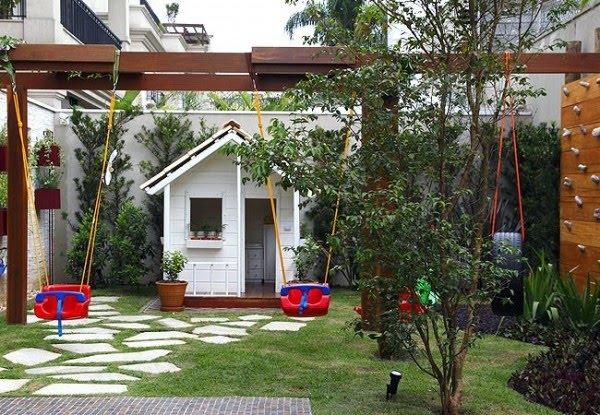 jardim quintal grande:Idéias para campos e jardins: Pérgulas, Pergolados
