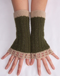 JohnLoz Design arm warmers