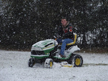 Reece on Texas Snow Plow