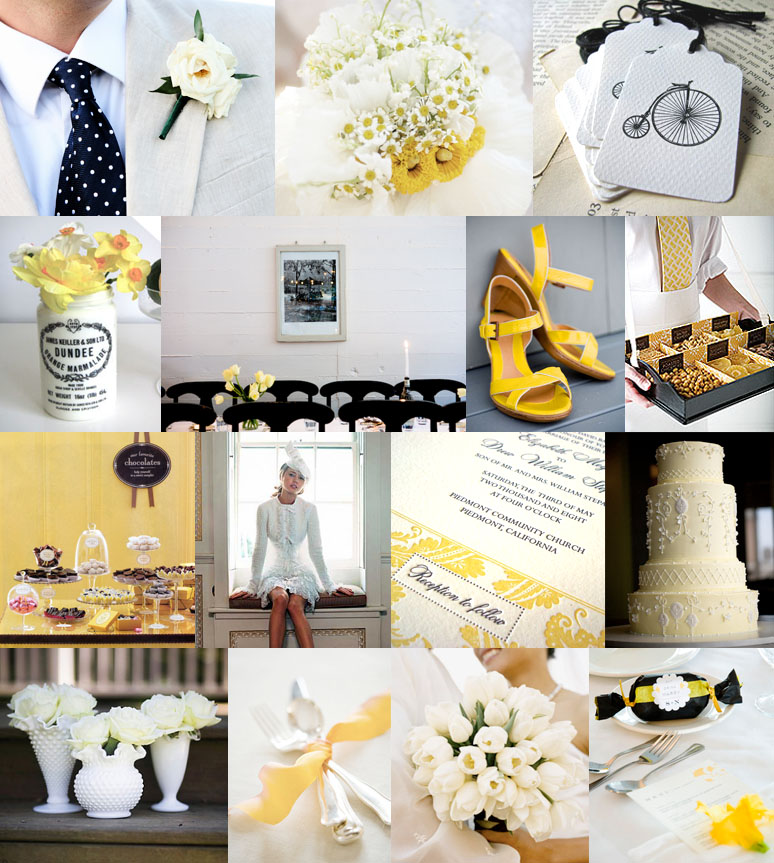 Divyas Blog The Yellow And White Theme Started With The Stationery