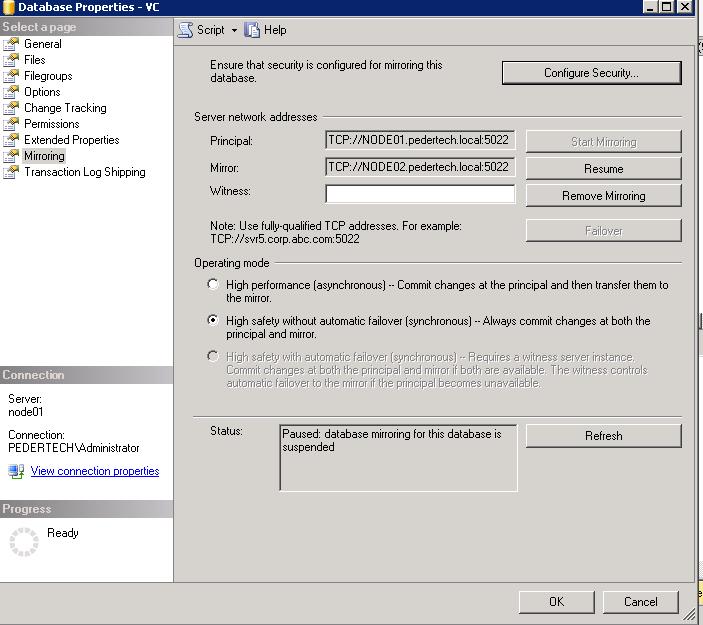 technology nuggets  vmware vcenter redundancy using