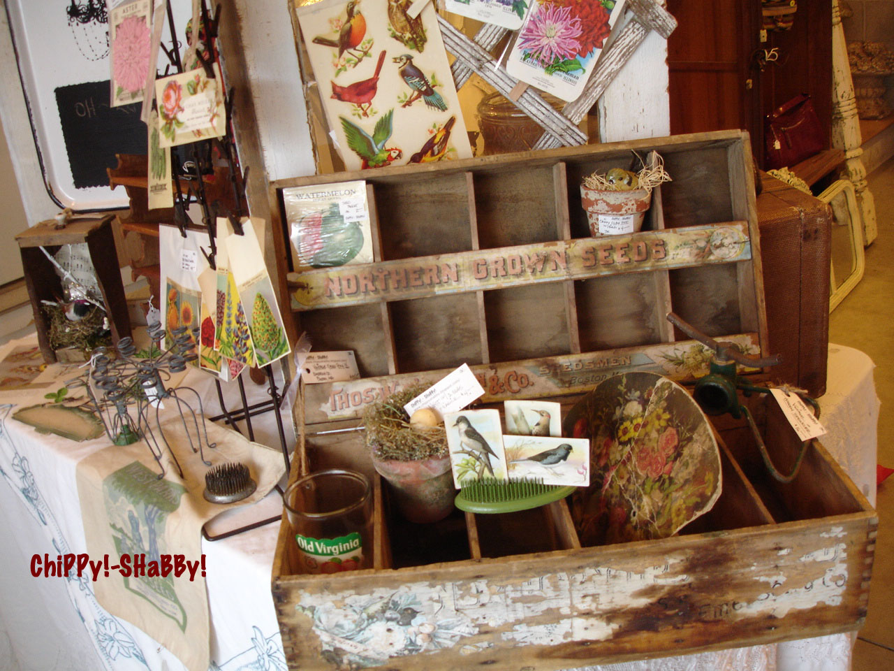 ChiPPy! - SHaBBy!: Part TWO ~ More Pics ChiPPy!-SHaBBy! SaLe!*!*!
