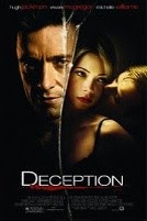 Movie Review : Deception