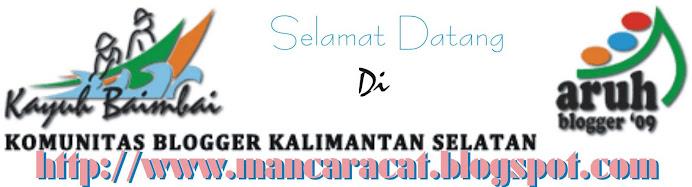 Mancaracat: Banjarbaru-Palangkarnya.pp