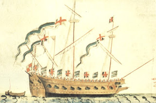 English galleass Hart, 1546