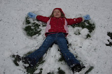 Brookie snow angel