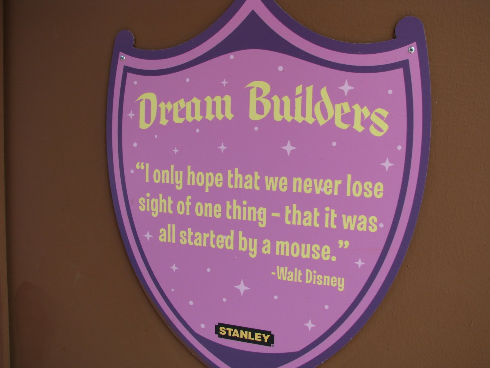 Magical Quotes Quotes From Walt Disney At The Magic Kingdom  Disney World Blog