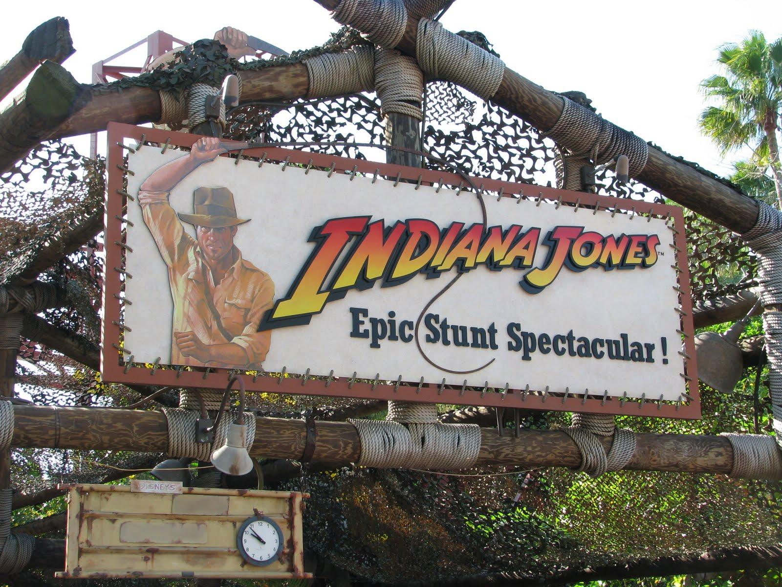 Indiana jones epic stunt spectacular at disney s hollywood studios