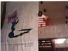 """De la Serie """"Temas sobre Papel""""  (II) (1992)"""