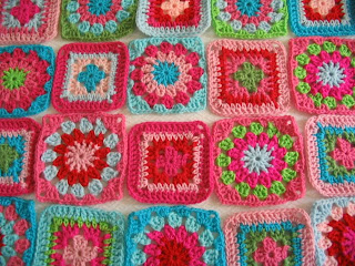 PUERTA AL SUR: Abriga tu casa con una manta tejida a crochet o dos ...