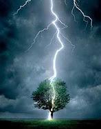 Unas veces son estas tormentas