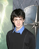 Skandar Keynes at the premiere of the Chronicles of Narnia Prince Caspian, adorable