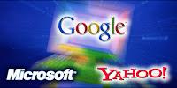 Google, Yahoo и Microsoft - кто кого?