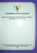 Pedoman Penyusunan Rencana Strategis Kementerian/Lembaga (Renstra-KL)